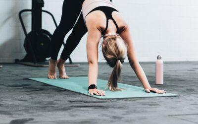 Yoga måtte – essentiel til din yoga træning