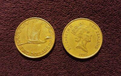 Har du en samling mønter, du gerne vil af med