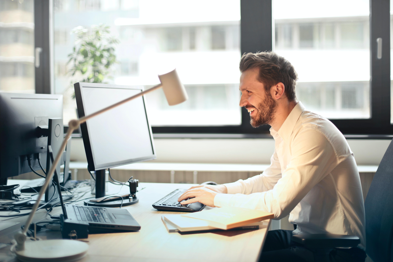 Sørg for at arbejde under de rigtige ergonomiske forhold