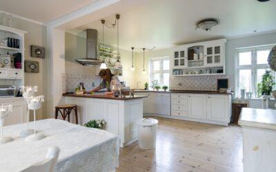 Vitrineskab til det moderne hjem